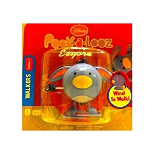 Disney Winnie The Pooh Pook-a-Looz Eeyore Wind Up Walkers Series 1