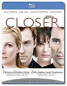 Closer [Blu-ray]