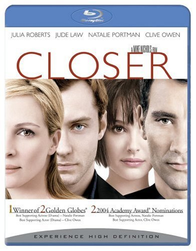 Cover art for  Closer [Blu-ray]