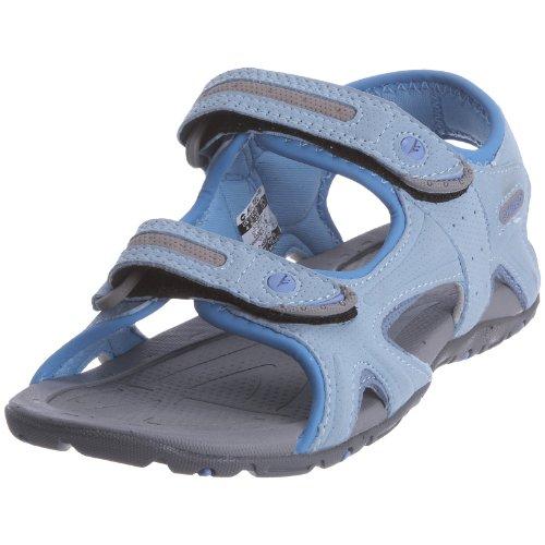 Hi-Tec Kinder Schuhe Trekkingschuhe Sandalen hellblau (38)