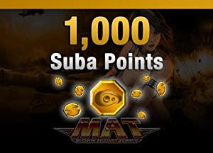 1000 Suba Points: Mission Against Terror [Game Connect]