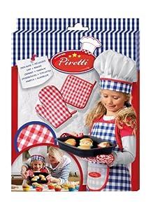 Piretti 09405 - Ofenhandschuh und Topflappen