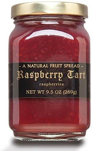 Mountain Fruit Company Raspberry Tart - Pacific Raspberry Jam (9.5 Ounces)