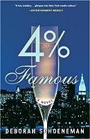 4% Famous: A Novel