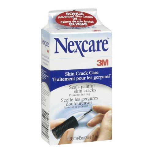 Nexcare skin crack care removal of prostate