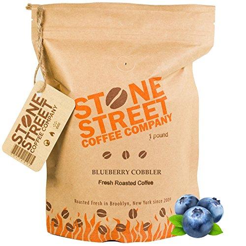 gourmet-blueberry-cobbler-flavored-ground-coffee-1-lb-bag-freshly-roasted-100-colombian-arabica-prem