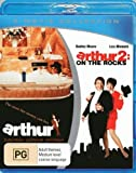 Arthur (1981) / Arthur 2: On the Rocks (1988) (Blu-ray Double) Blu-Ray