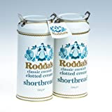 Rodda's Cornish Clotted Cream Shortbread 200g (x2)