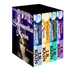 Samantha Moon: First Eight Novels, Plus One Novella