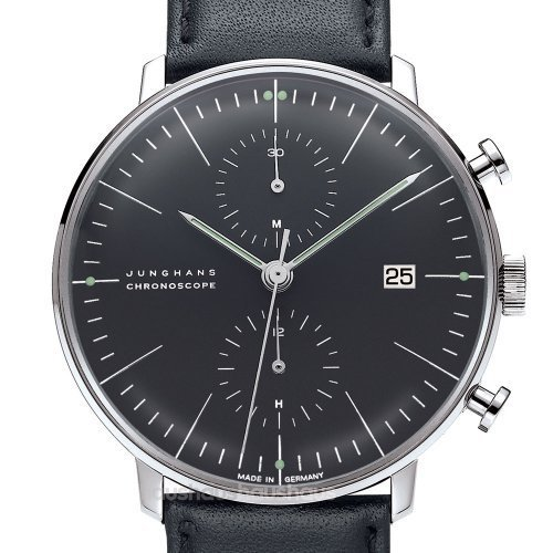 Junghans - Broqueta Max Bill Model: 027/4601,00