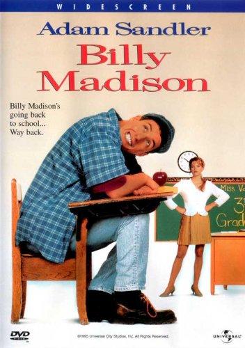[MULTI] Billy Madison [DVDRiP]