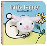 Little Bunny: Finger Puppet Book (Finger Puppet Brd Bks)