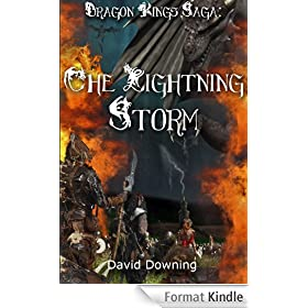 Dragon Kings Saga: The Lightning Storm (English Edition)