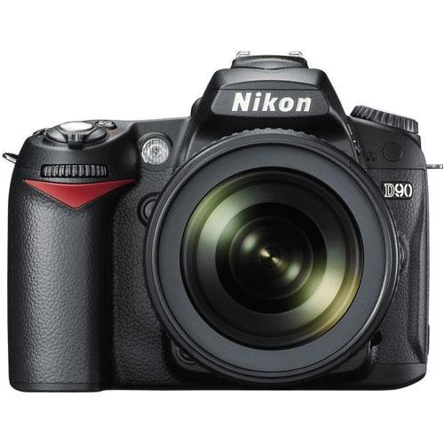 Nikon D90 (Body Only) is the Best Digital SLR Camera for Interior Photos Under $1000