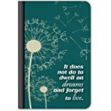 "Kindle Fire HD 8.9"" Protective Case - Dumbledore Quote ""It does not..."""