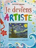 "Afficher ""Je deviens artiste"""
