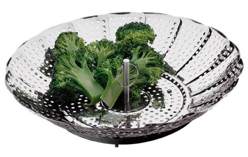 Amco Collapsible Steamer, Stainless Steel