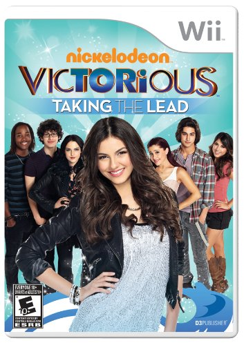 Victorious: Taking the Lead - Nintendo Wii - 1