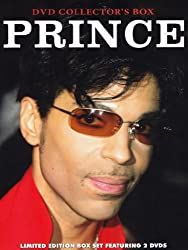 Prince - DVD Collector's Box