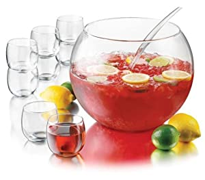 Libbey Selene Punch Set