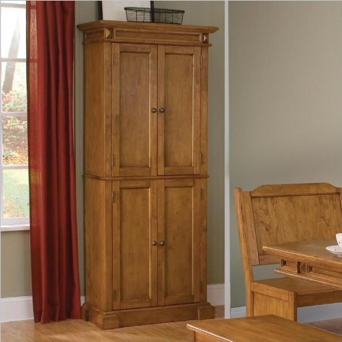 Kitchen Pantry In Cottage Oak Home Styles 5004 69