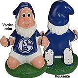 FC Schalke 04 Gartenzwerg klein