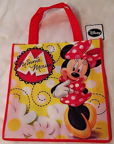 Disney Minnie Mouse Tote Bag - Reusable
