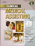 img - for Delmar's Clinical Medical Assisting, 2nd Edition, with Student Practice Software Included book / textbook / text book