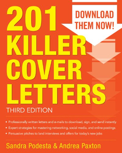 201 killer cover letters third edition harvard book store 201 killer cover letters third edition thecheapjerseys Images