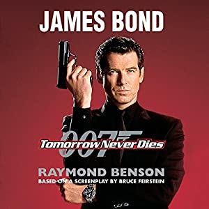 Tomorrow Never Dies Audiobook
