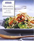 bookshop cuisine  Salades, marinades et autres chiffonnades...   because we all love reading blogs about life in France