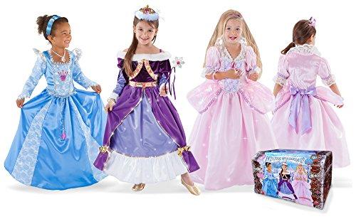 Princess-Factory-by-Teetot-Winter-Wonderland-Dress-Up-Chest-Various