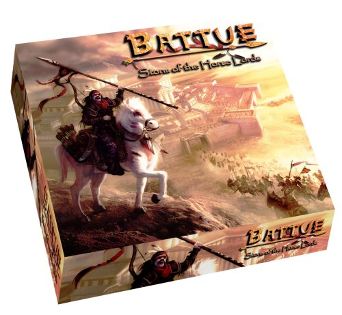 Battue: Storm of the Horse Lords - Buy Battue: Storm of the Horse Lords - Purchase Battue: Storm of the Horse Lords (Red Juggernought, Toys & Games,Categories,Games,Board Games)
