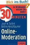 30 Minuten Online-Moderation