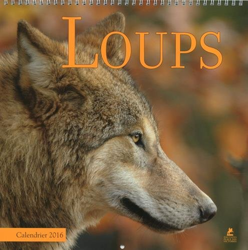 LOUPS CALENDRIER 2016