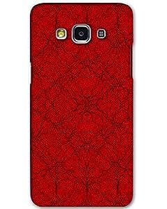 MobileGabbar Samsung Galaxy A8 Back Cover Printed Designer Plastic Hard Case