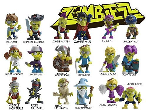 Zombiezz Series One Random Figure