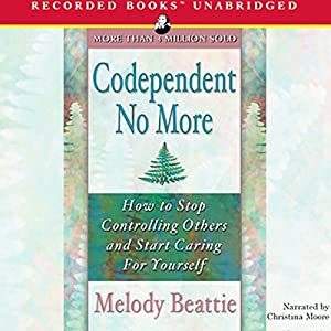 Codependent No More Audiobook