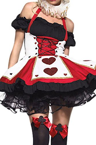 Royal Queen Deluxe Women Costume