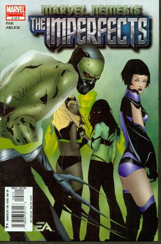 Marvel Nemesis: The Imperfects #2 (Marvel Nemesis The Imperfects compare prices)