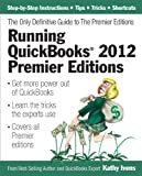img - for Running Quickbooks 2012 Premier Editions book / textbook / text book