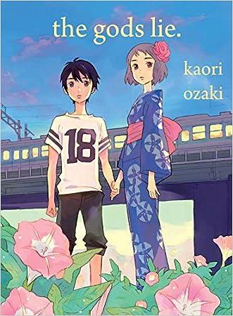 The Gods Lie written by Kaori Ozaki