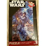 Star Wars (Classic Characters) 300 Piece Jigsaw Puzzle - Luke with Light Saber