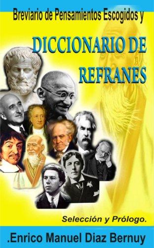Diccionario de Refranes (Spanish Edition)