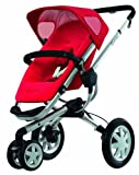 Quinny Buzz 3 Stroller (Strawberry)