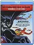 Batman/ Justice League Double Feature...
