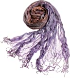 51yfN0xZqHL. SL160  AN1225 Womens Watercolor Pattern Fashion Scarf