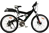 R10-h Silver Electric Bicycle