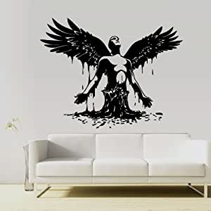 Amazoncom Wall Vinyl Sticker Decals Decor Art Bedroom