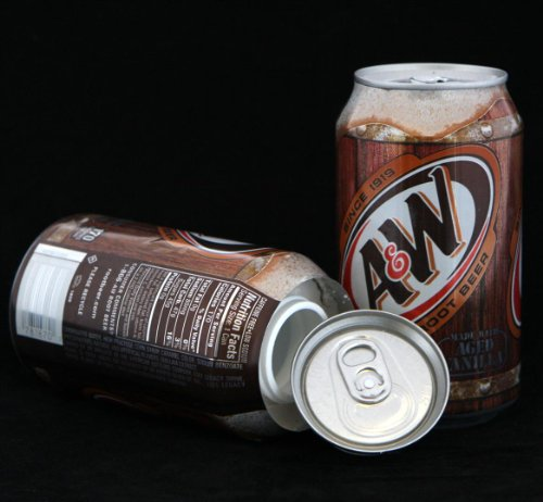 A&W Root Beer Stash Diversion Safe Can (Soda Can Stash compare prices)